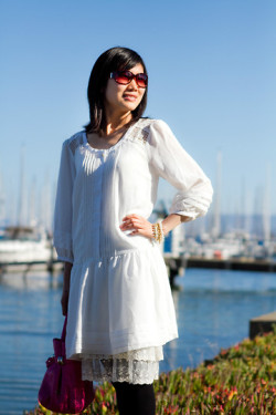 summer in white (by Meisha Style)