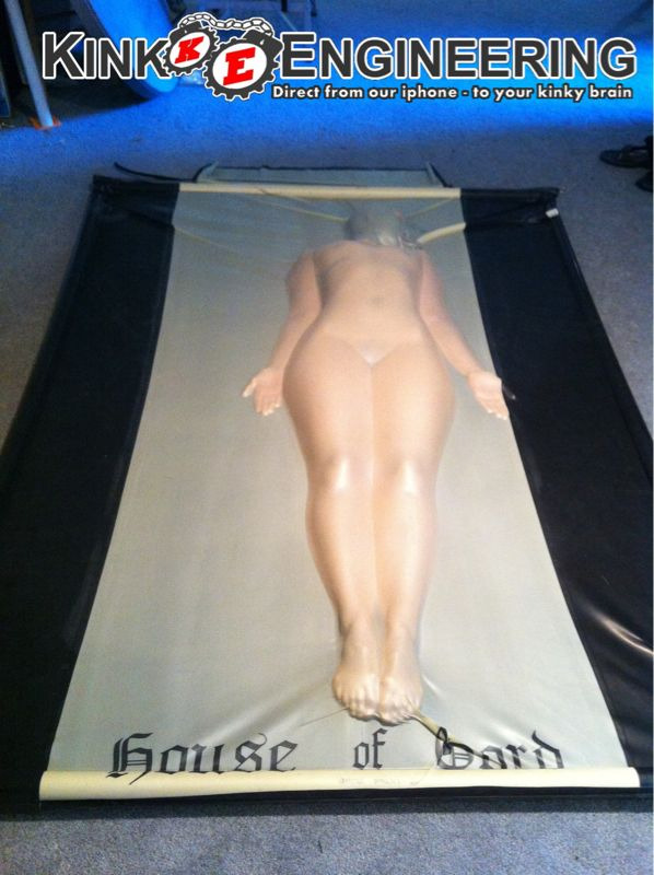 kinkengineering:  There will be vacbed at House of Gord soon! The question is… What else?