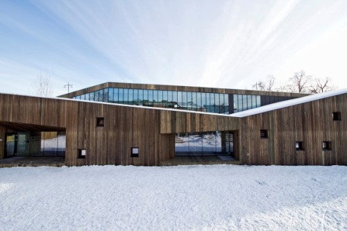 spatula:  (via Fagerborg Kindergarden | Reiulf Ramstad Architects : plusMOOD)