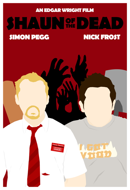 Shaun of the Dead by Yasmin Nadhirasari
