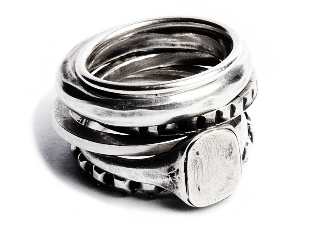 werkstatt m nchen m124 6 ring combination bloom. Black Bedroom Furniture Sets. Home Design Ideas