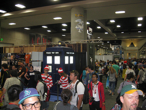 I've completed my full convention write-up for this year's Comic-Con International.  Here's hoping I'll be spending a few more days in San Diego next summer! Original Article