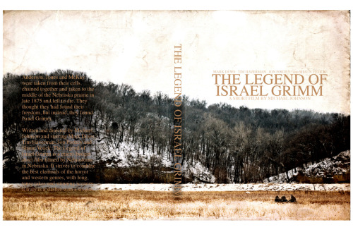 Rough mock-up for DVD insert.  Photos by Xavier Beger Photoshop work by Michael Johnson