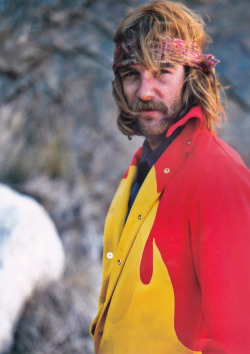 The Stonemasters: California Rock Climbers in the Seventies PT. II Read more…