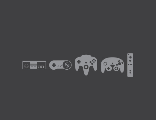 Controller Evolution - by Chris Koelsch Blog || Flickr