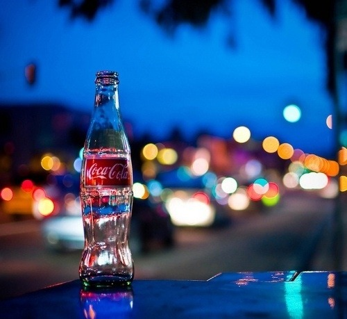 Coca Cola & Lights