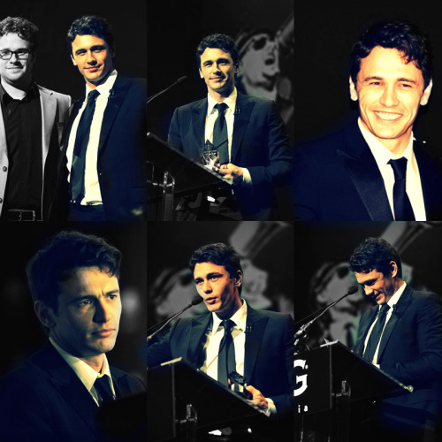 Top 10 Favourite Events James Franco- Santa Barbara International Film Festival 2010