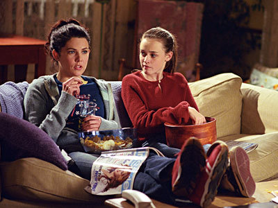 "gilmoregirlssecrets:  I started re-watching old episodes of Gilmore Girls a little while ago, & I recently realized that Rory & Lorelai are actually really judgmental, pretentious, & if I may be so frank, condescending assholes. They always put down other people based on what they like to listen to or read or watch & seem to pride themselves on what they think are unusual or unique tastes. If it weren't for the fabulous supporting cast, their high & mighty attitudes would make the show unwatchable.  I have a theory that Rory and Lorelai are the original hipsters. Every indie kid should take note, that this show is the origin of your lifestyle! Haha. Watching this show when I was in 5th and 6th grade, I was introduced to music and movies I otherwise would not have known, and I think that really shaped the way I percieved things as I got older. I agree that they do possess those qualities, but I don't think it creates a negative effect for the show.  These aspects of Lorelai and Rory's personalities makes me wonder why they are that way. Obviously we all know the luxurious world Lorelai was raised in, and her distaste for that way of living. I think that had a direct result in Lorelai's own judgemental attitude, just in reverse of her parents. It's a rebellion that she never outgrew, and which she passed on to Rory, along with her quirky taste in books and music. I think because Rory was much more cultured and well-read at such a young age, it prevented her from relating to her peers, which again contributes to her own pretentiousness. But the fact that I can sit here and analyze all of these not-so-great qualities of the Gilmore Girls shows how dynamic and well-written these characters are. So I disagree that they're attitudes make the show ""unwatchable."" To me, the fact that they aren't perfect makes it all the more interesting."