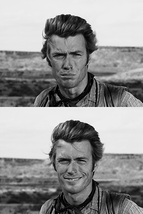 I tried being reasonable, I didn't like it.  ~ Clint Eastwood