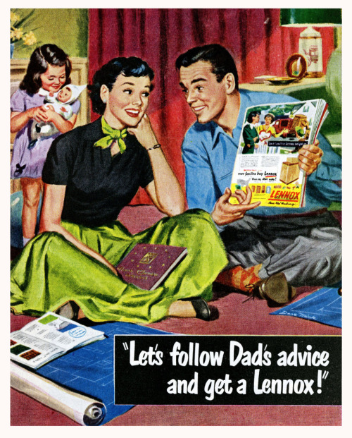 Dad's Always Right 1951.