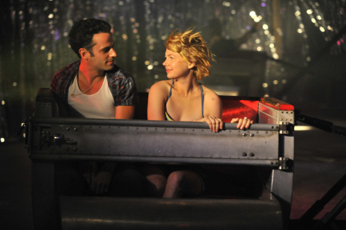 wearenowhereanditsnow:  Michelle Williams and Luke Kirby. Take This Waltz( Sarah Polley)
