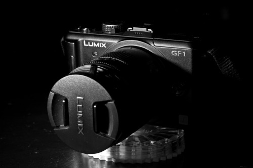 New Toy. Panasonic GF1. Stoked.