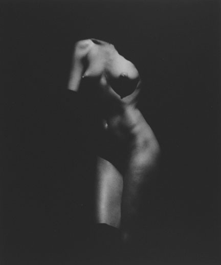 billyjane:  Nude, 07 December 1988, Chicago Studio by Victor Skrebneski from mocp