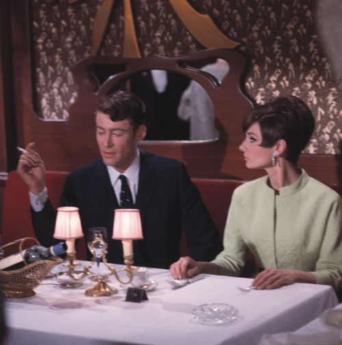 Peter O'Toole and Audrey Hepburn in How to Steal A Million, 1966  Happy Birthday, Peter!