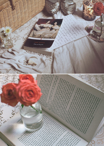 Pride and Prejudice (by juliettetang)