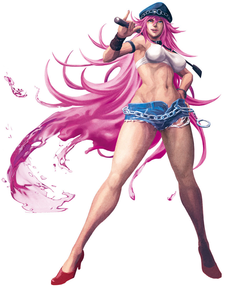 Poison Street Fighter X Tekken