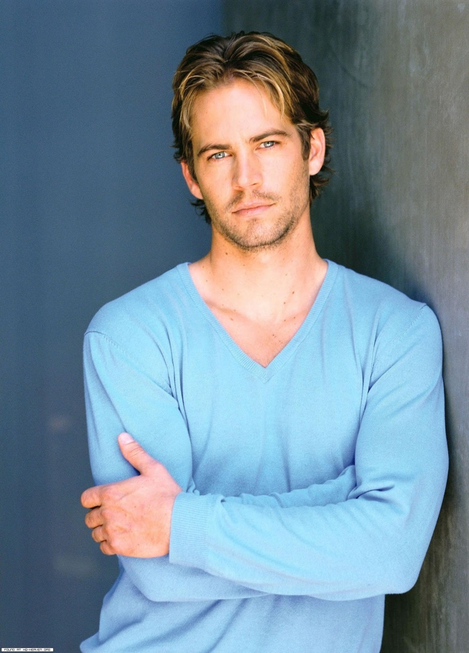Paul Walker | light blue