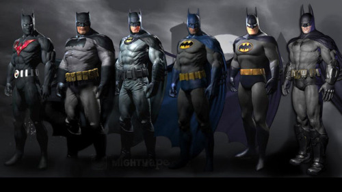 What no Batman of Zur En Arrh?