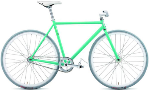 this is the bike. i will get this beauty by the end of this month.  specialized globe roll 1 in teal. mine.