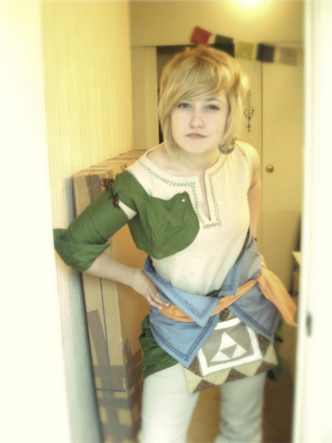 fuckyeahhyrule:  alwaysbeenafool:  vaatiswrath:  dopedeku:  me cosplaying Ordon Link from Legend of Zelda: Twilight Princess, for PAX(Penny Arcade Expo 2009) zelda fag 4lyfe   SO ADORABLE *u*  alright this is fucking cute  Adorbz