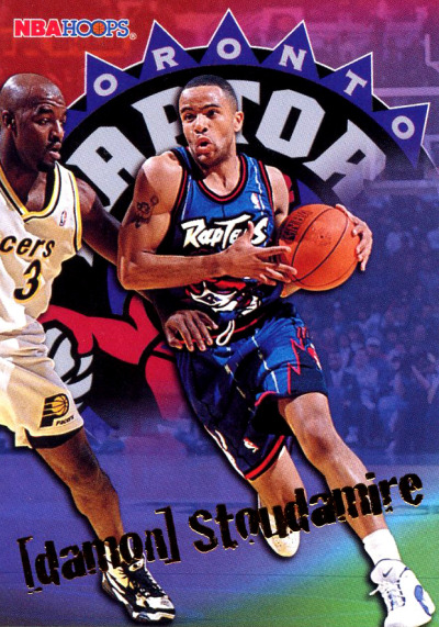 Damon Stoudemire Requested by Neil Corcoran