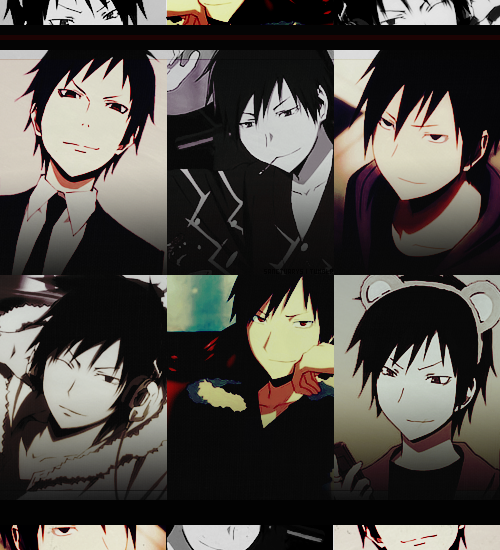 TOP 6 PICTURES: IZAYA ORIHARA » requested by animode, ryuuichi-san, pandiipanda
