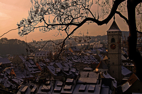 allthingseurope:  Schaffhausen, Switzerland (by Kaptah)