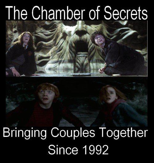 The Chamber of Secrets: Bringing Couples Together Since 1992.
