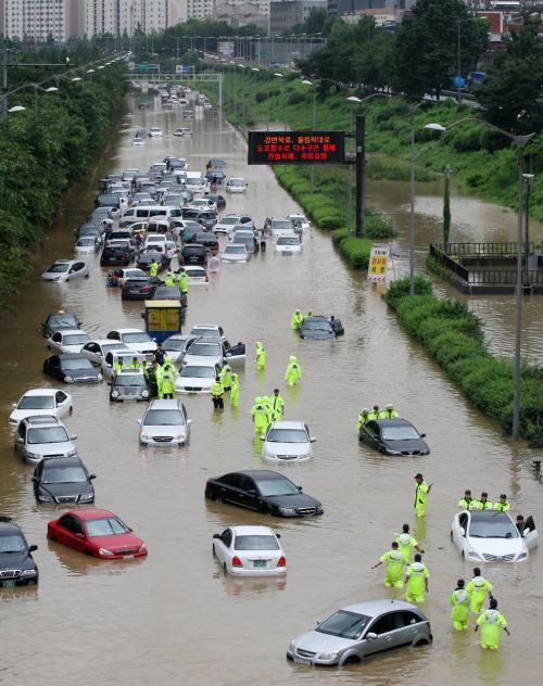 South Korean Deluge - Diluvio Sur Coreano