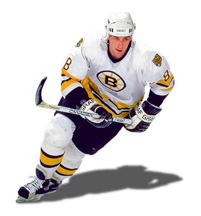 "photo: Cam Neely Year of Induction:  2005 On-ice Performance:  Neely played in 726 games for the Vancouver Canucks and Boston Bruins, scoring 395 goals, assisting on 299 more for a total of 694 points. His point per game average was .956, and his goal per game average was a remarkable .544 Individual Recognition:  Cam won the Bill Masterton  Trophy for the 1993-94 season;  Neely had battled back from numerous injuries to be a productive player that year, notably problems with his knees and hip.  He was named a Second Team All Star in 1988, 1990, 1991, and 1994. Post-Season Performance:  Neely played in 93 post season games, potting 57 goals and adding 32 assists for 89 total points. His post-season point per game average is exactly the same as his regular season number: .956, while his goal per game average improved to .613 Legacy: Neely is considered the ultimate power forward. He played a bruising, physical game coupled with great skill around the net. For most fans, his career is a strange combination of ""what if"" coupled with ""what almost was.""  He is celebrated for topping 50 goals three times, despite never playing a full season. Verdict: Hall of Pretty Good.  On many nights Cam Neely was the most dominating player on the ice – health permitting. For a few years in the late 80s and early 90s, he was a premier player. He was not, however, the best player at his position at any time.  His brief body of work is impressive (many will point to the goals per game average) but even in his time – an era of high goal scoring – it was not the best in the league.  Neely's greatness seems to be more an emotional than statistical case; he was injured on a dirty play, and never healthy again. He was on the cusp of greatness at the time, making his diminishing returns all the sadder. There's little doubt that a healthy Cam Neely would have been a Hall of Fame player, but the reality is he wasn't healthy, and his greatness was far too limited."