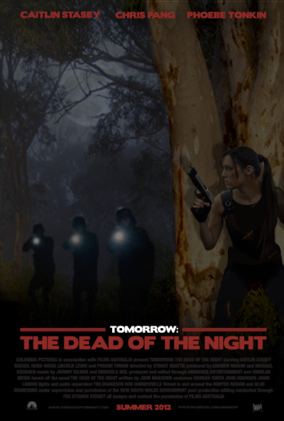 Tomorrow: The Dead of The Night | Film Poster
