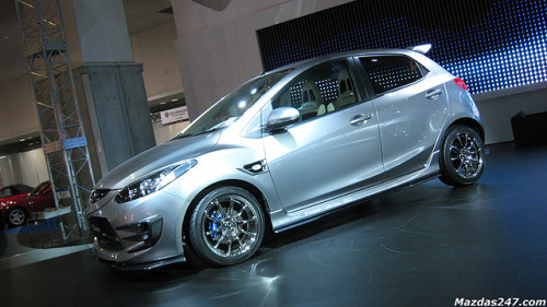 Osaka Automesse / Mazdas247.com by Mazdas247.com on Flickr.#mazda2sday