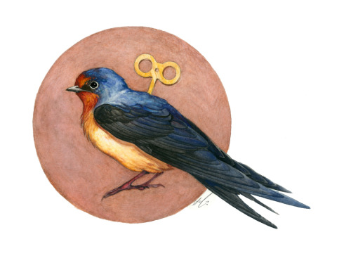 A Wind-up Swallow