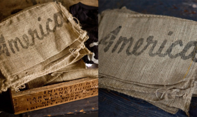 CXXVI Clothing Co. - Gunny Sack  Buy and recieve it filled with 3 randomly picked t-shirts.