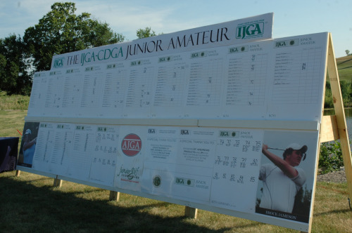 IJGA-CDGA Junior Amateur at Mill Creek GC Jul 20 - Jul 22, 2011 Presented by St Andrews Products