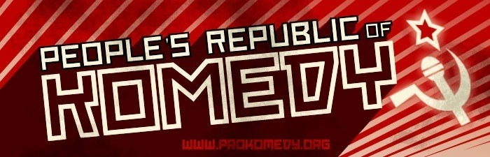 """Tomorrow night, The People's Republic of Komedy present their Bumbershoot Preview at Chop Suey.  At 6pm, it's cocktail hour with a poster exhibition by FLATSTOCK (FREE).  Then at 9pm it's Laff Hole the Musical with Black Daisy ($10).  Please join us!"""