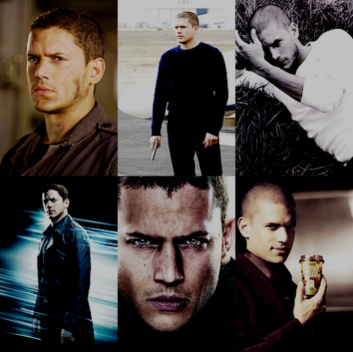 100 people that should've been Gods ↳ Wentworth Miller
