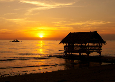 So. Leyte Sunset