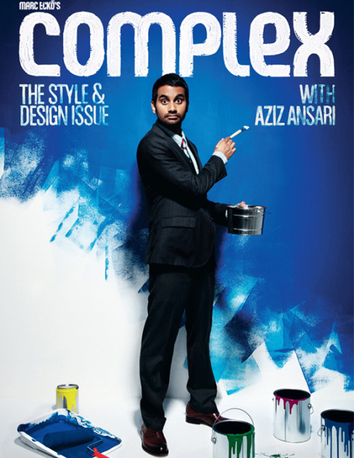 azizisbored:  Complex Magazine Interview  I LOVE YOU AZIZ!