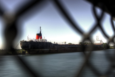 Abandoned Ship (EastSide of Toronto) Photographic Style: HDR Date Taken: 01/08/2011 5:36 PM Camera Model: Nikon D7000 F-Stop: f4.2 Exposure Time: — ISO Speed: ISO 100 Focal Length: 26mm Lens: AF-S DX NIKKOR 18-55mm f/3.5-5.6G VR