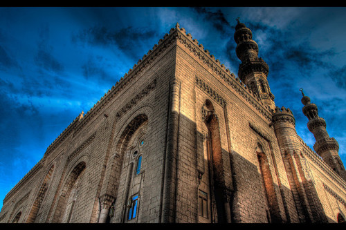 [HDR] Masjid Rifaie, another view on Flickr.