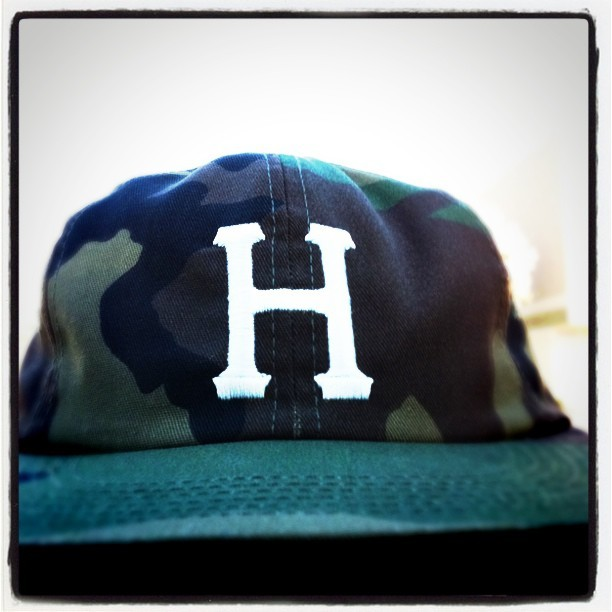 Camo #HUF for my dome.  (Taken with instagram)