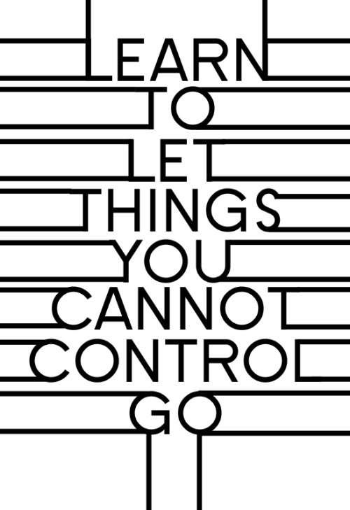 electrikmuse:  Let It Go by kpeppler It's hard, but it's a lesson we must all learn.