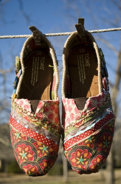 I've never loved Toms, but these are super super.