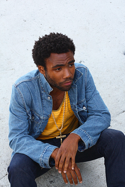 "Childish Gambino. hes the latest person i have been blasting lately on repeat- breaks ( all of the lights remix).  ""yeah im cheesy hoe so cheesy yo my swagger high cholesterol"". and his been signed now so no more mixtapes there's an album in the works currently which is to be titled CAMP. love him? yes i do."