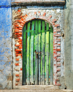 Door by CGoulao on Flickr.