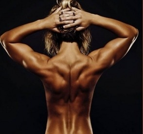 rippedandfit:  Killin' it.  incredible back. get lifting!