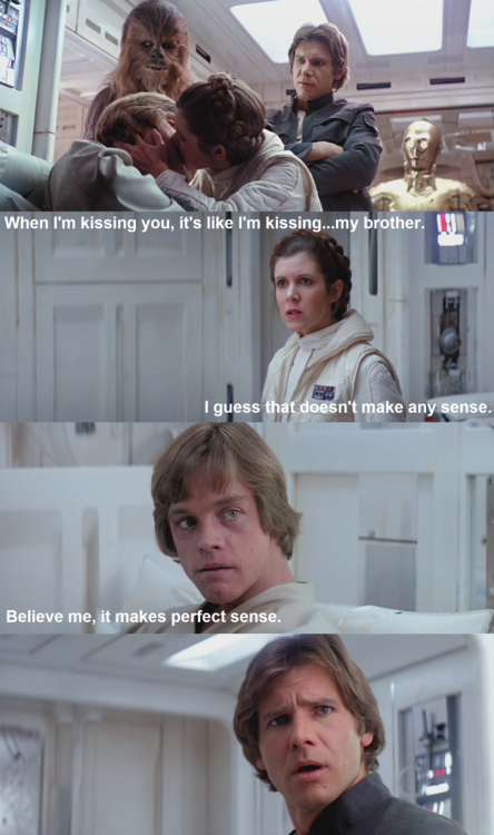 The Empire Strikes Back to the Future.