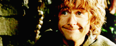 ask-peregrin:  yarrrbles:  The cutest hobbit in the world!   Aww thank you!