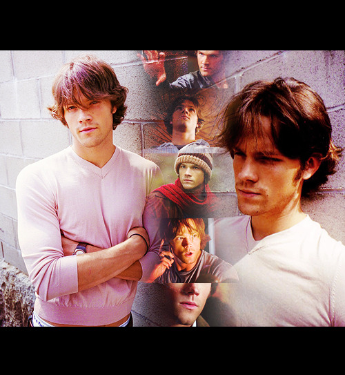 "TV Shows Challenge | 5 best actors/actresses: Jared Padalecki (""Supernatural"")  ""I can rest when I'm older. Now's the time to work hard and try to make a name for myself."""